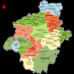 Landkreis Gotha Karte.Stadtwirtschaft Gotha Gmbh